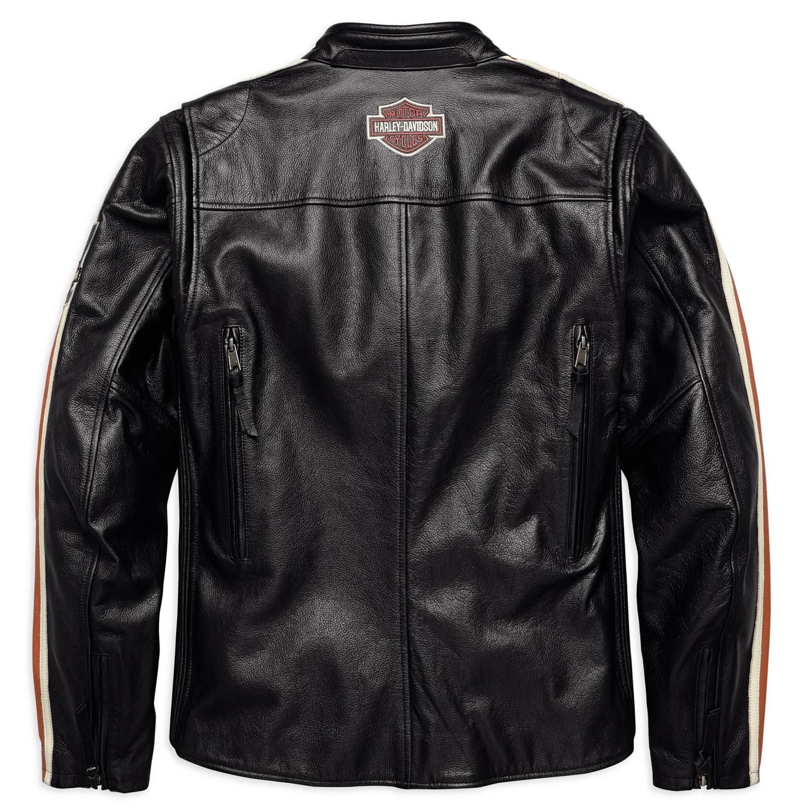 Harley Davidson Torque Leather Jacket