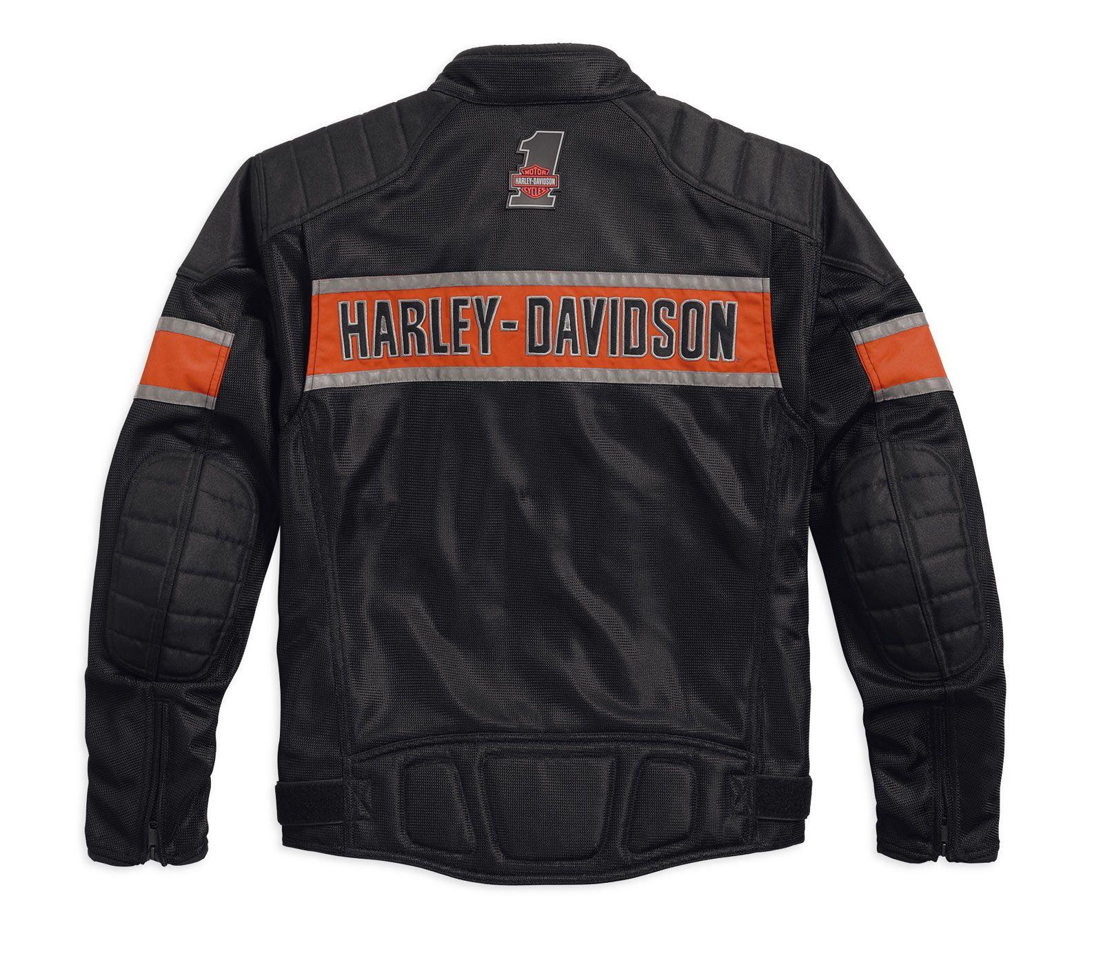 98111 16vm harley davidson motorradjacke trenton mesh im. Black Bedroom Furniture Sets. Home Design Ideas
