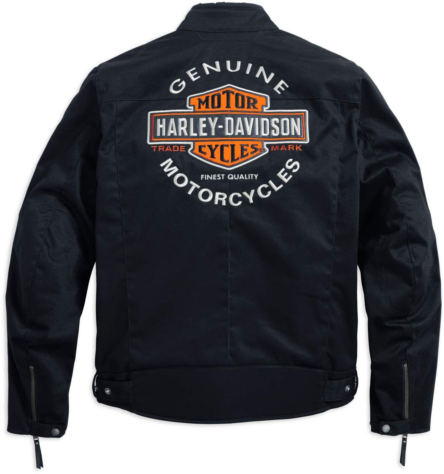 98163 17em harley davidson rally textile riding jacket at. Black Bedroom Furniture Sets. Home Design Ideas