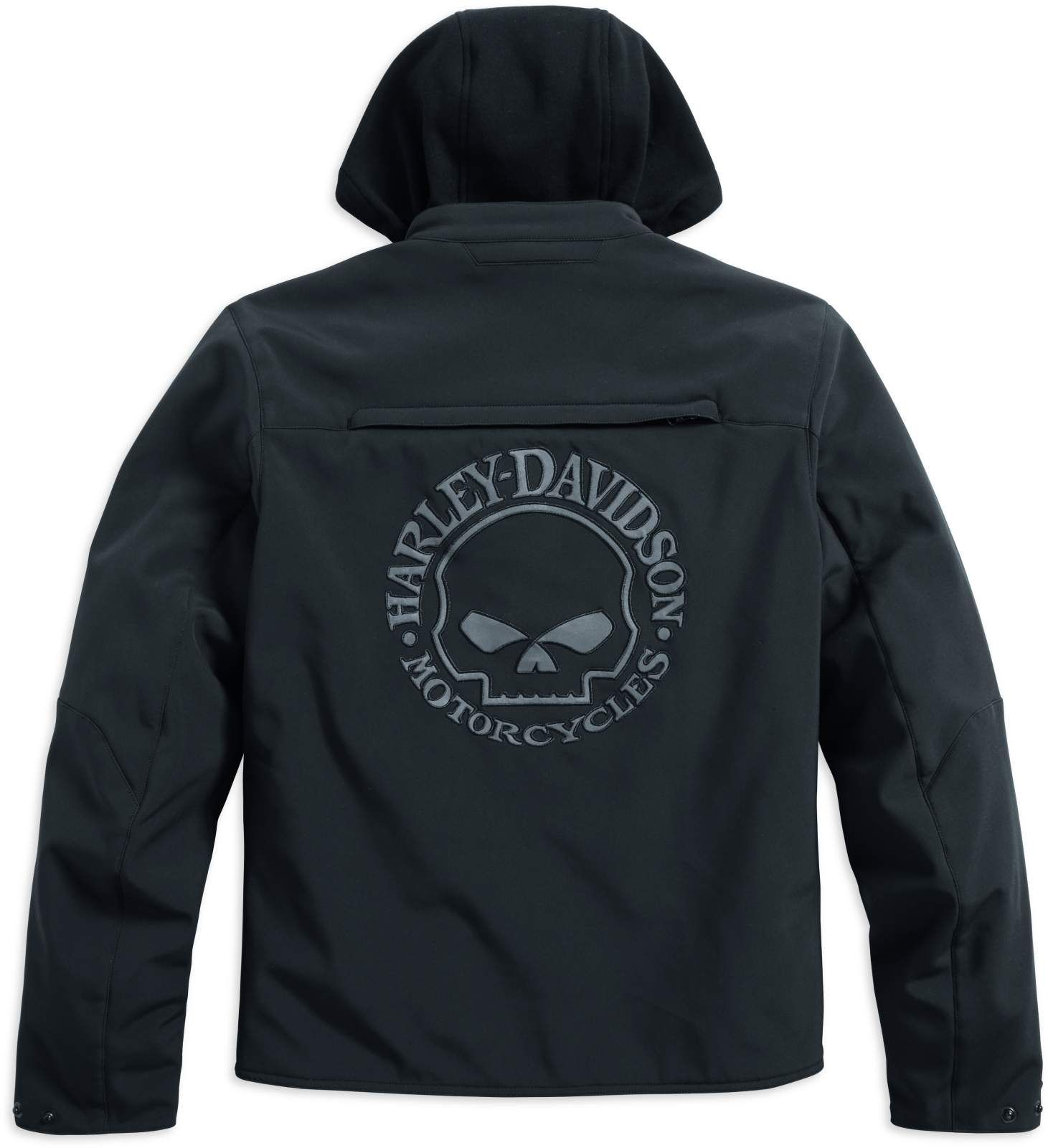 Harley Davidson Jacke Mit Kapuze