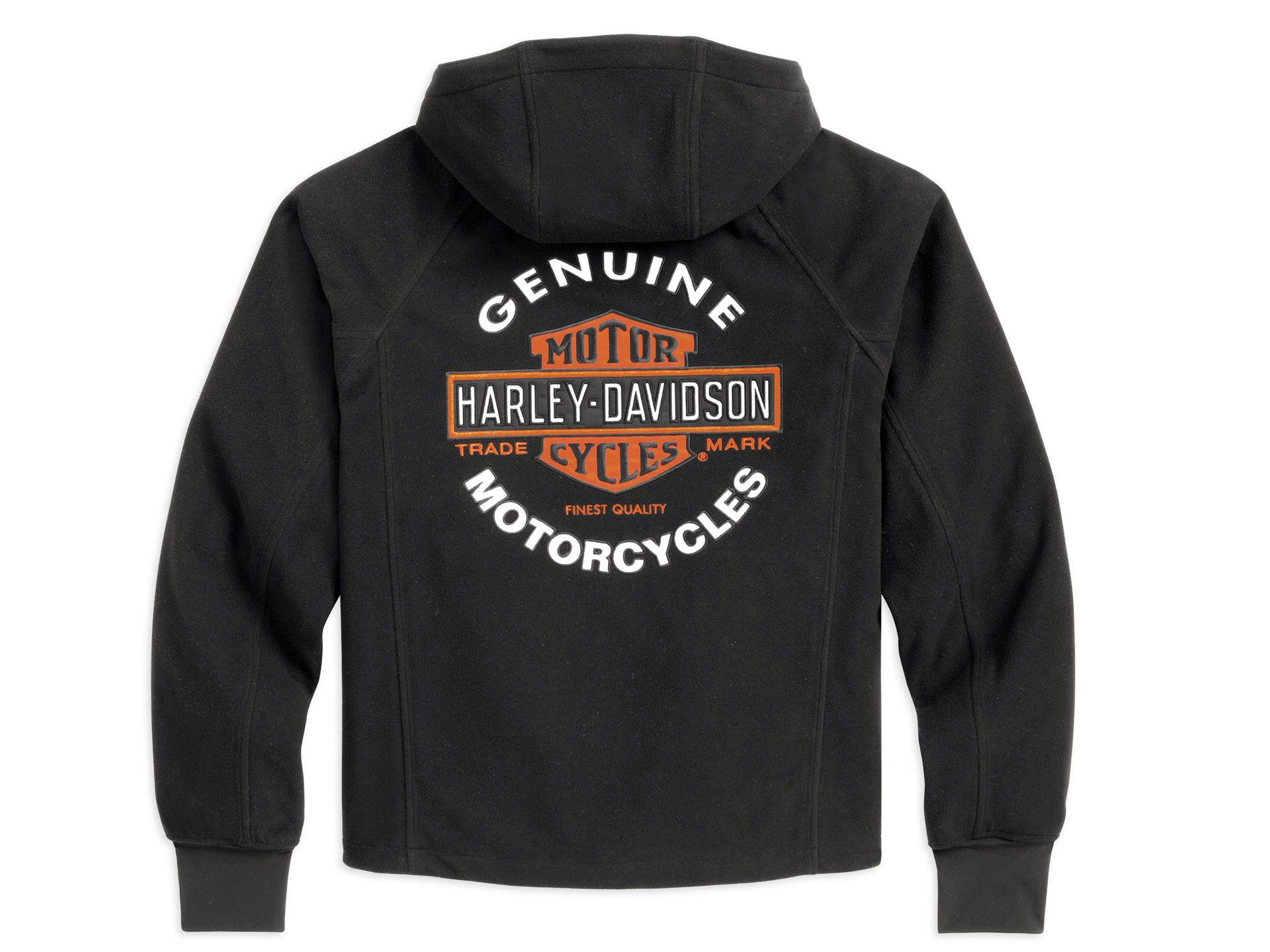 Harley Davidson Herren Jacke