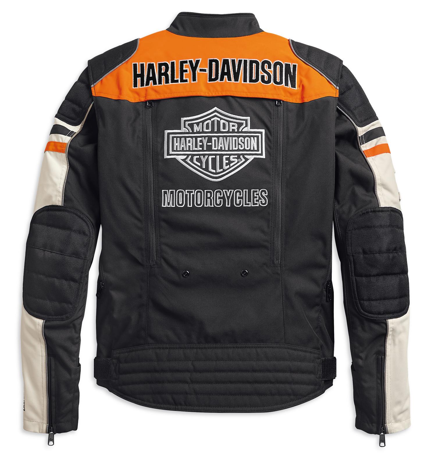 98393 19em harley davidson textil motorradjacke metonga. Black Bedroom Furniture Sets. Home Design Ideas