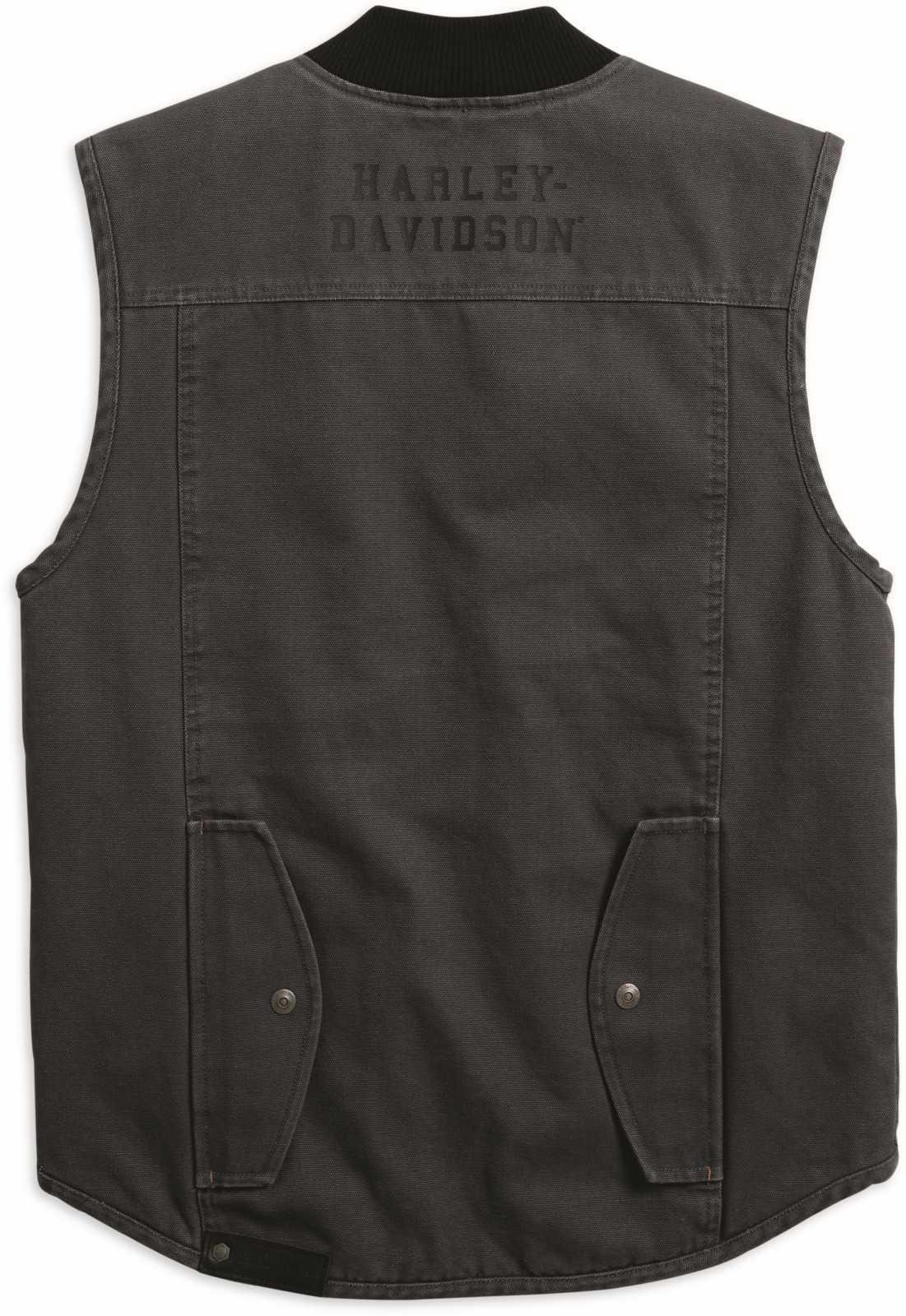 Harley Davidson Men/'s 5 Pocket Canvas Pants