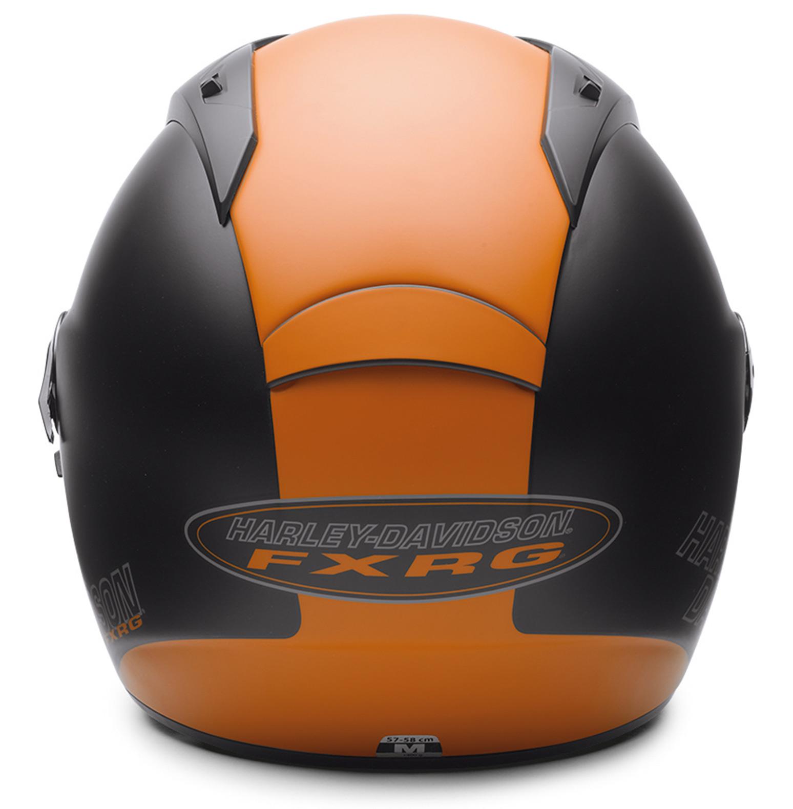 b3c8abf075f ... H-D Motorclothes Harley-Davidson FXRG Panoramic Vision Full Face Helmet  - EC-98305- ...