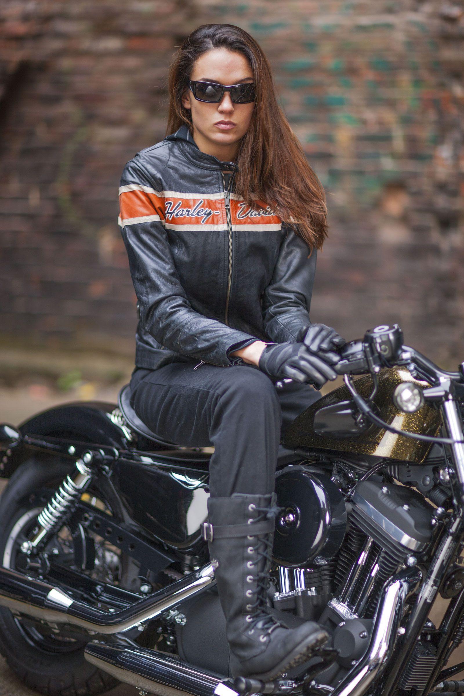 Harley-Davidson Wiley X Brille INK smoke getönt, schwarzer Rahmen im ...