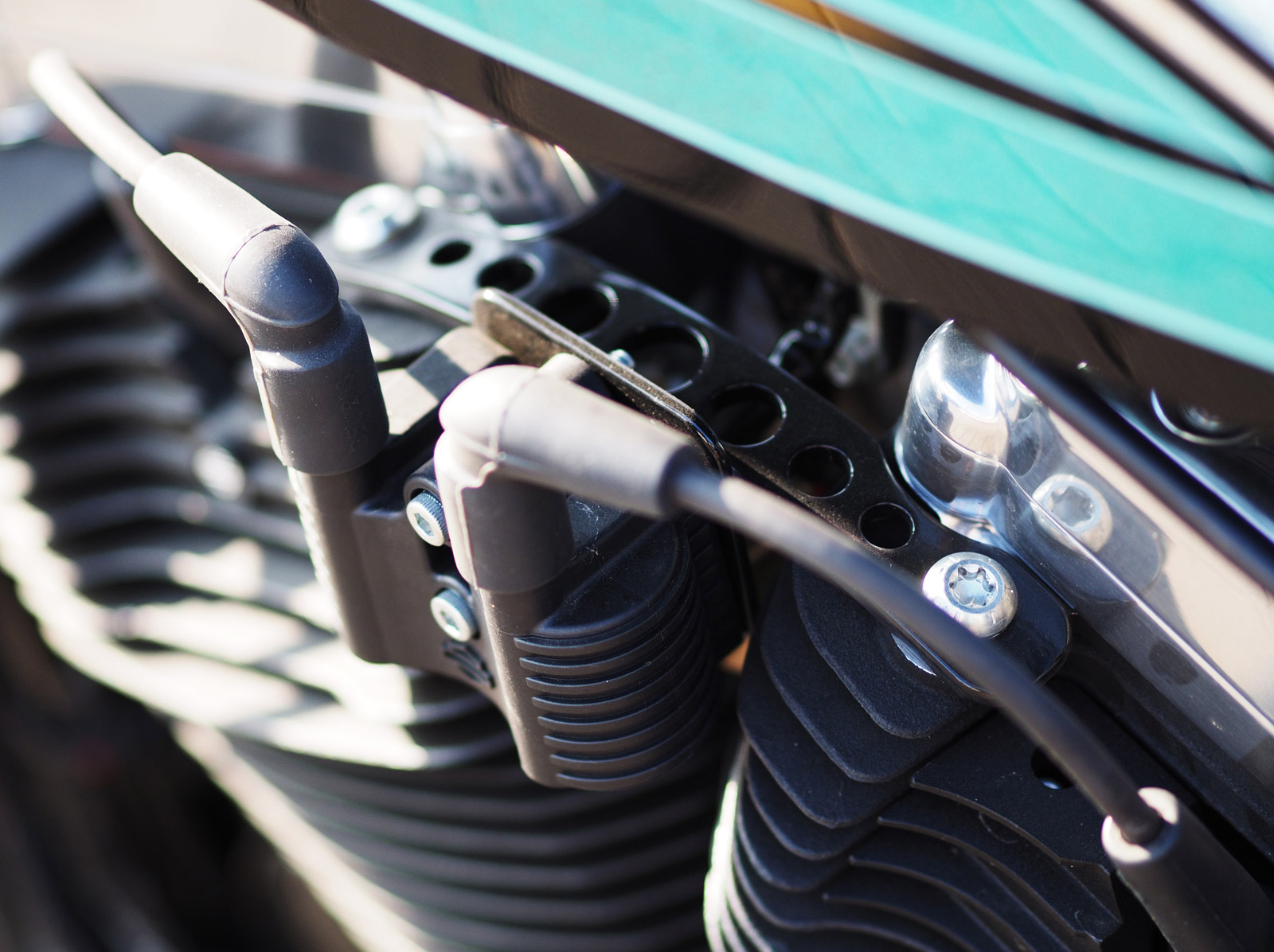Coil Relocation Kit