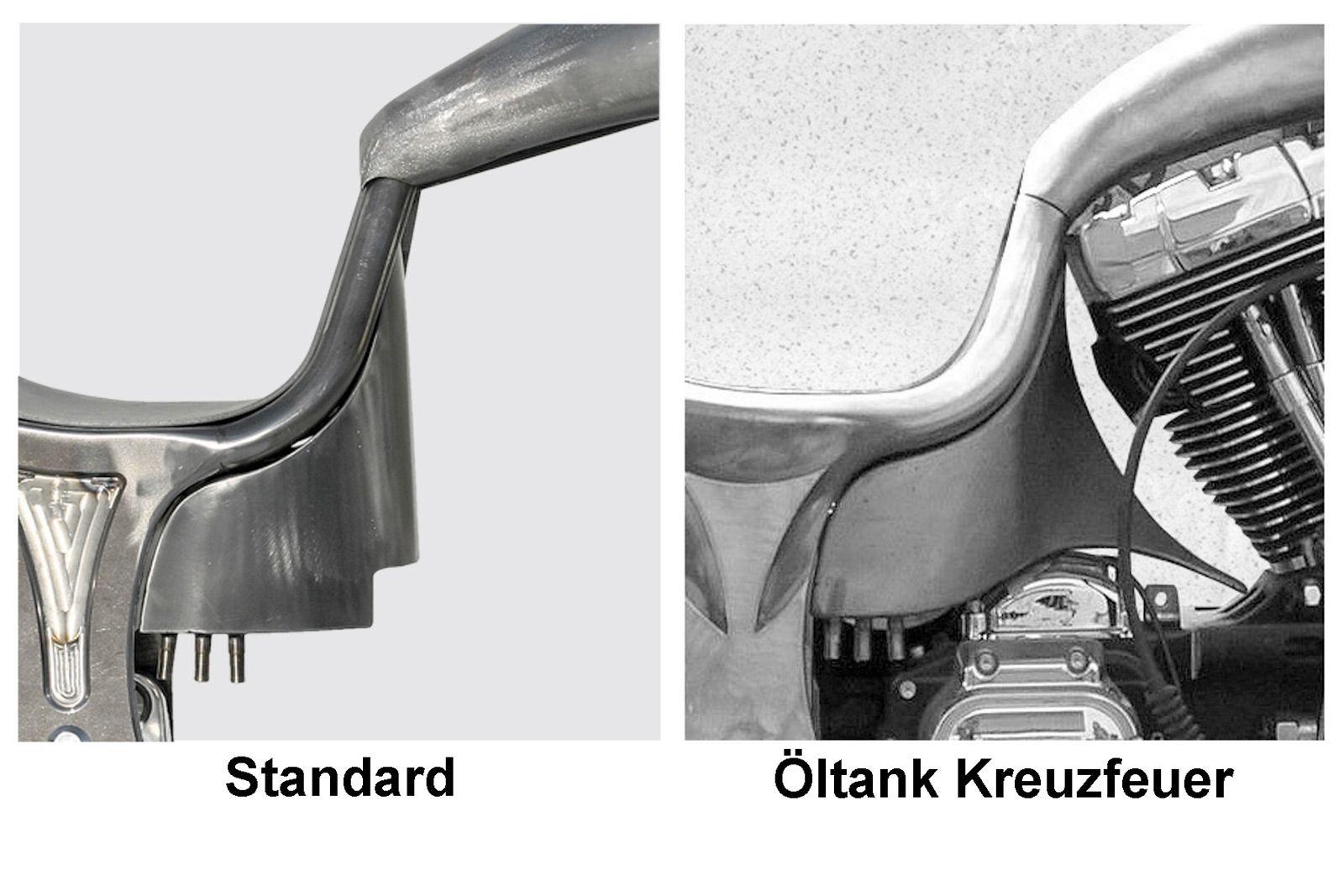 Rahmen-Kit Dragster RS für Custom Rahmen Kit für Twin Cam B Motoren ...