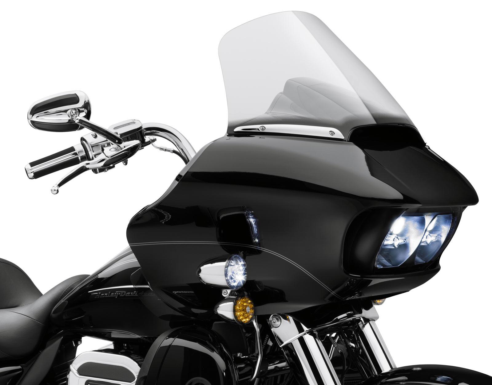 68000183 Montage-Kit für LED Nebelscheinwerfer chrom im Thunderbike Shop