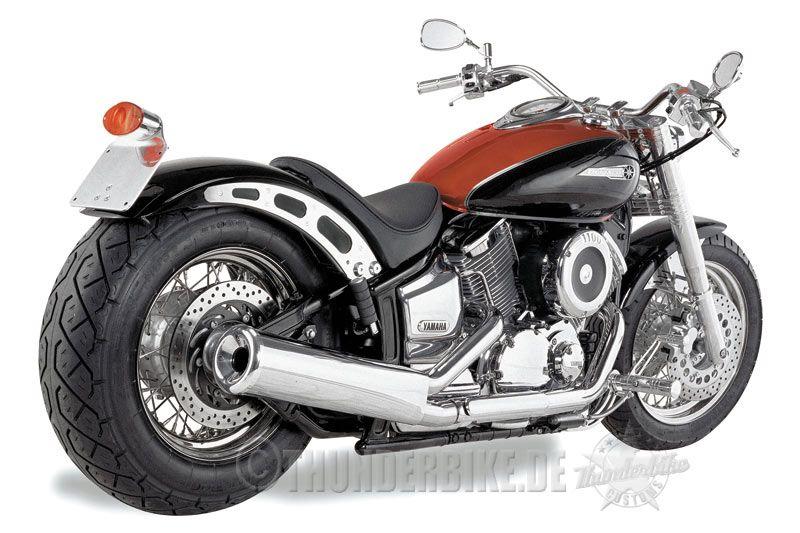 Auto & Motorrad: Teile Xvs 1100 Schlüsselanhänger Xvs1100 Dragstar Classic