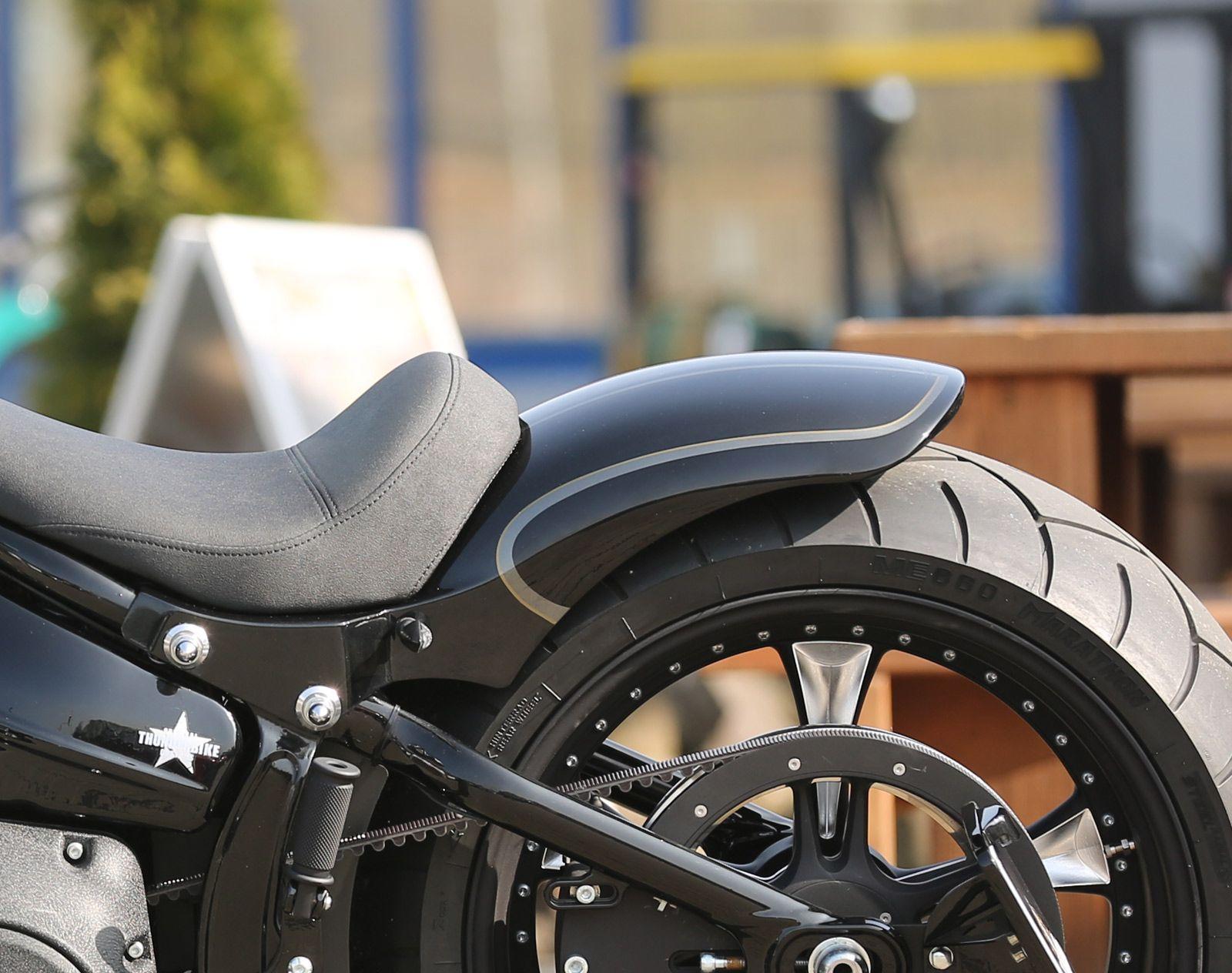 Thunderbike 260mm Steel Heckfender für Softail Breakout