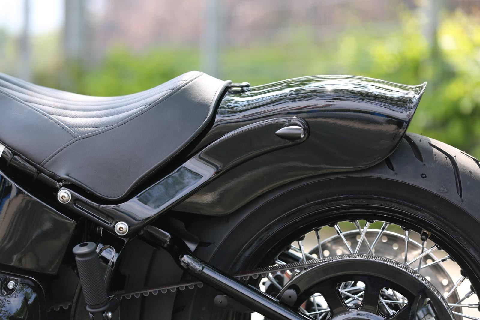 Custom Rear Fenders For Harley Davidson
