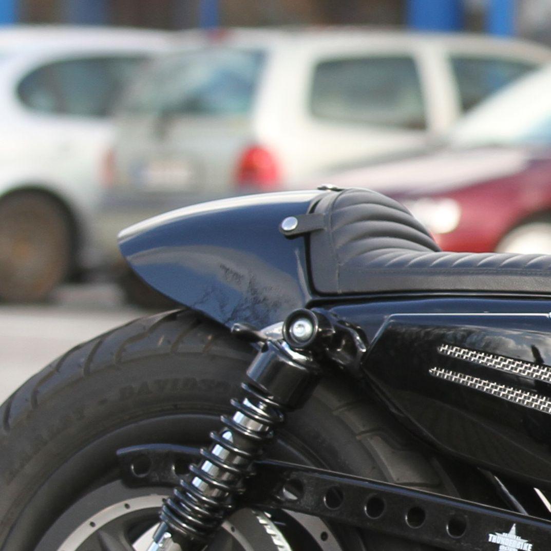 Thunderbike Heckfender Kit Café Racer für Sportster ab 04