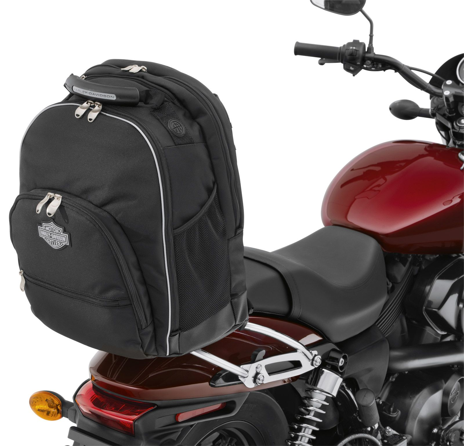 93300007 sissy bar backpack at thunderbike shop. Black Bedroom Furniture Sets. Home Design Ideas