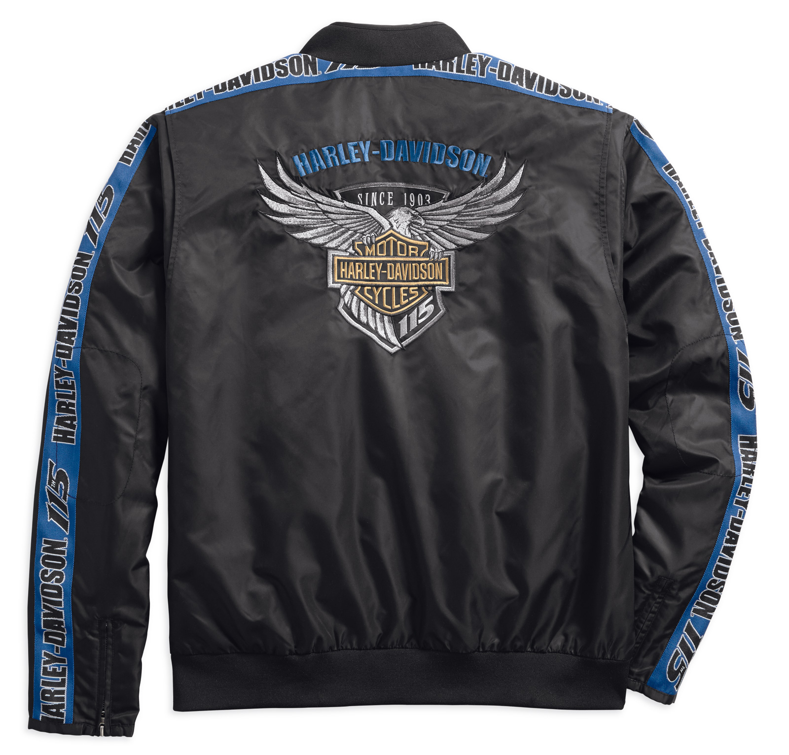Harley jacke 115 anniversary