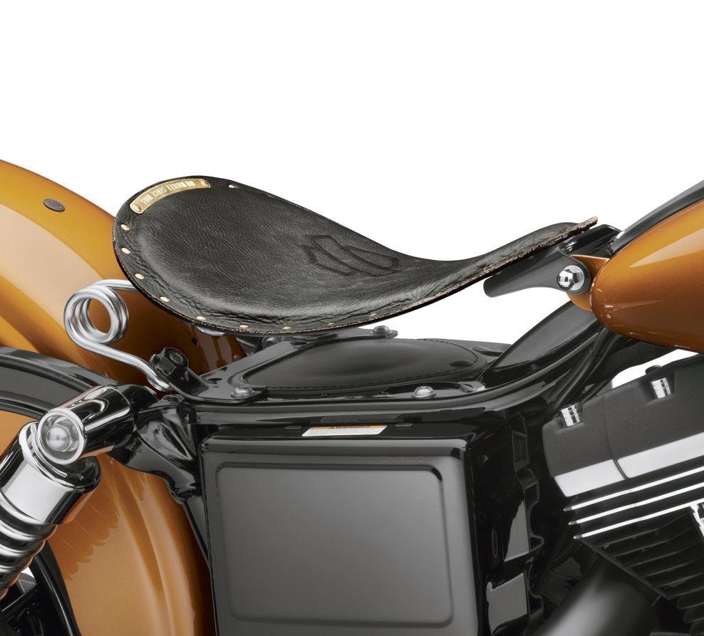 La Pera Solo Seat Bare Bones Seat By Le Pera Harley