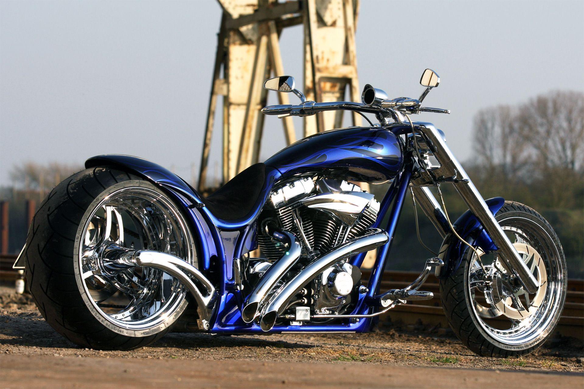 Rahmen-Kit Freestyle für Twin Cam B Motoren im Thunderbike Shop