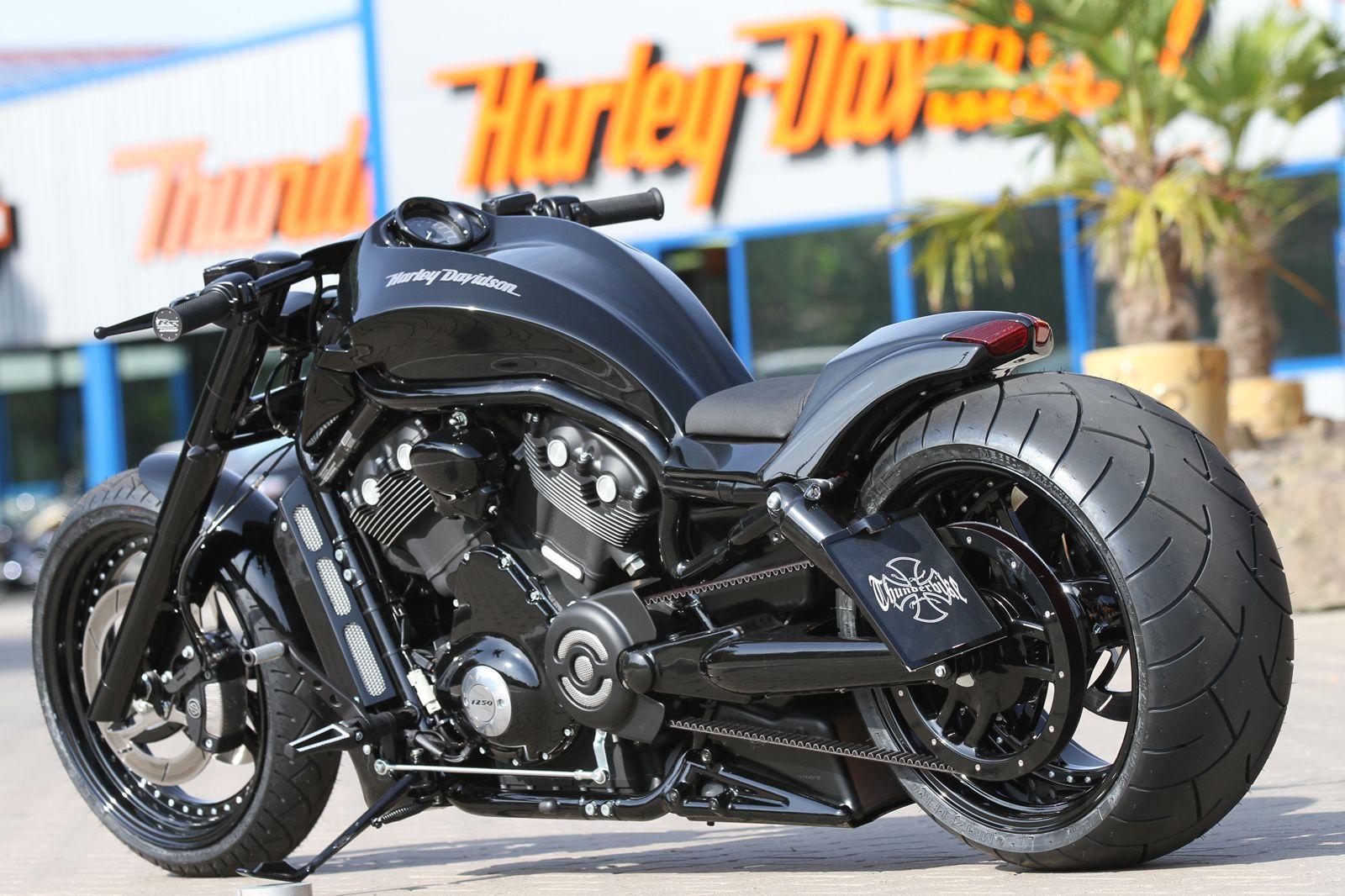 Harley Davidson Breakout Turbo Kit
