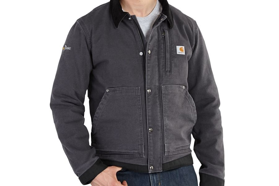 756f3db8e Carhartt Full Swing Caldwell Jacket at Thunderbike Shop