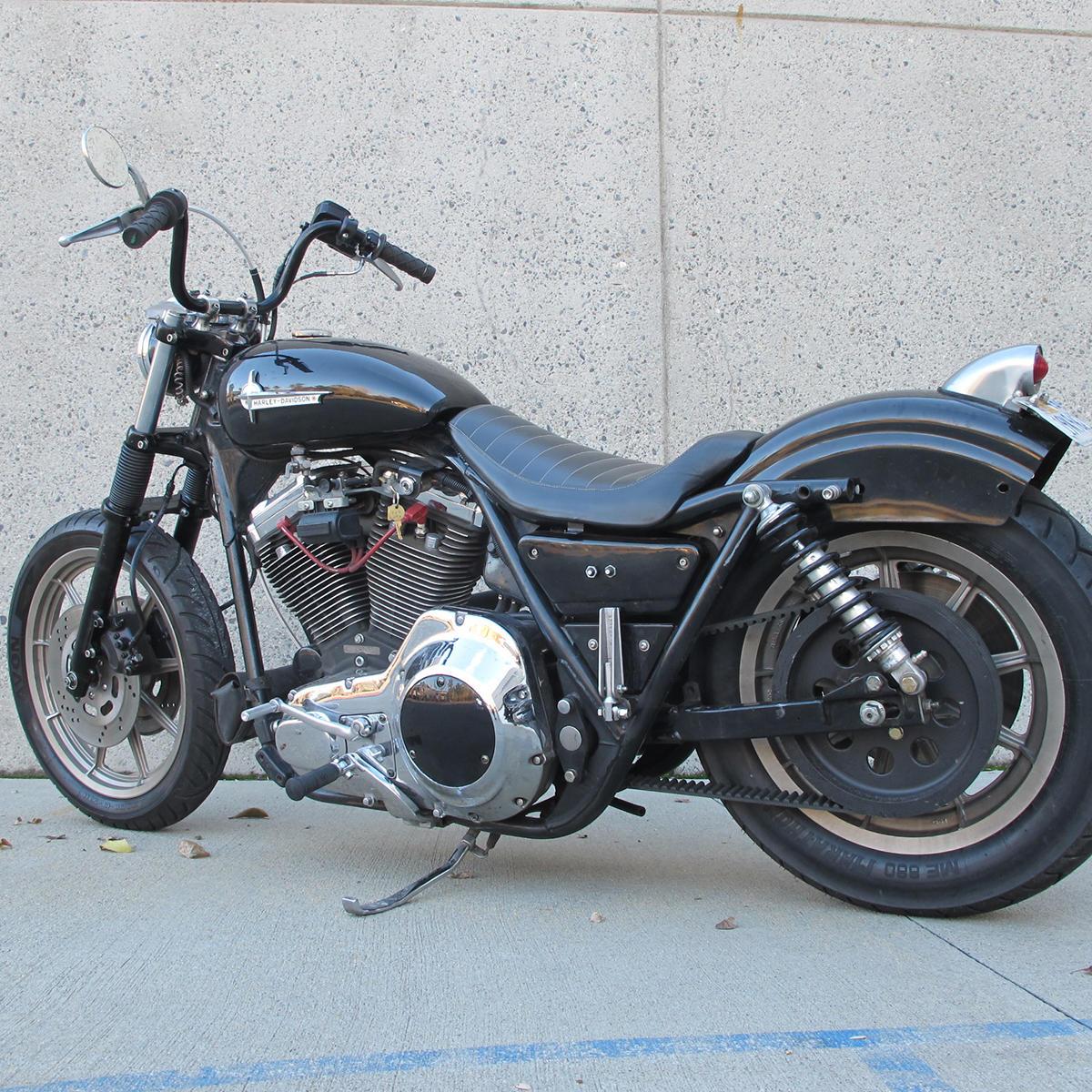 Biltwell Chumps Handlebar 8 Black Thunderbike H D Shop