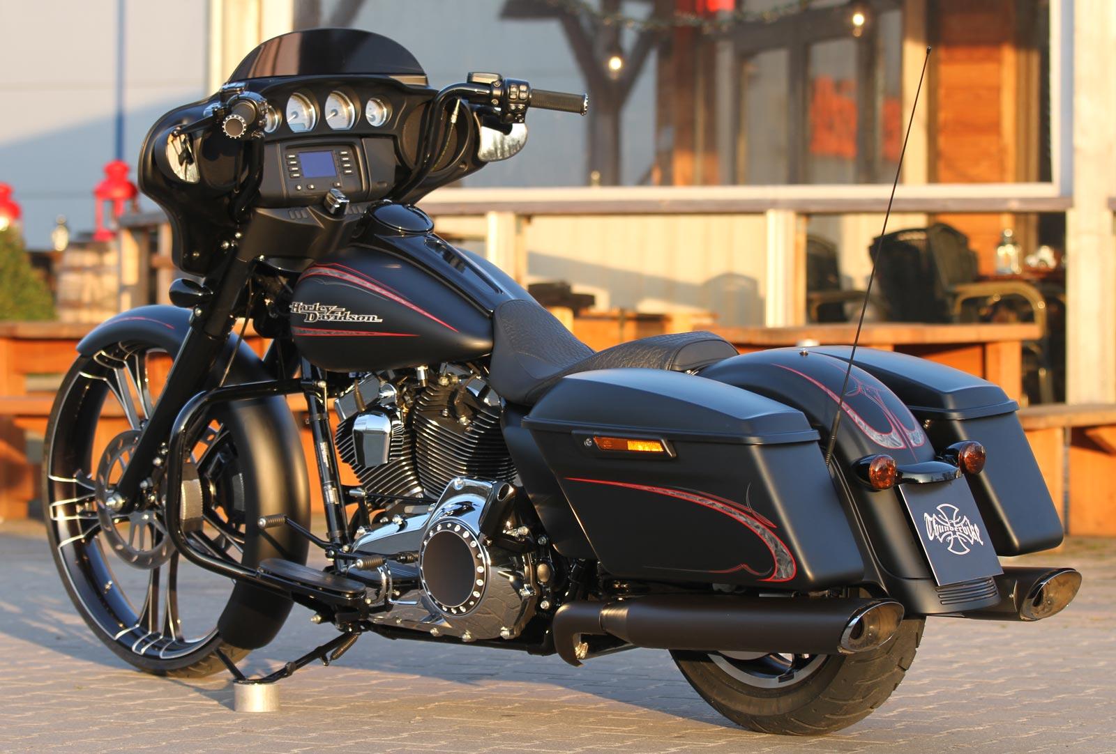 Thunderbike Bolt-on Bagger Rake 26\