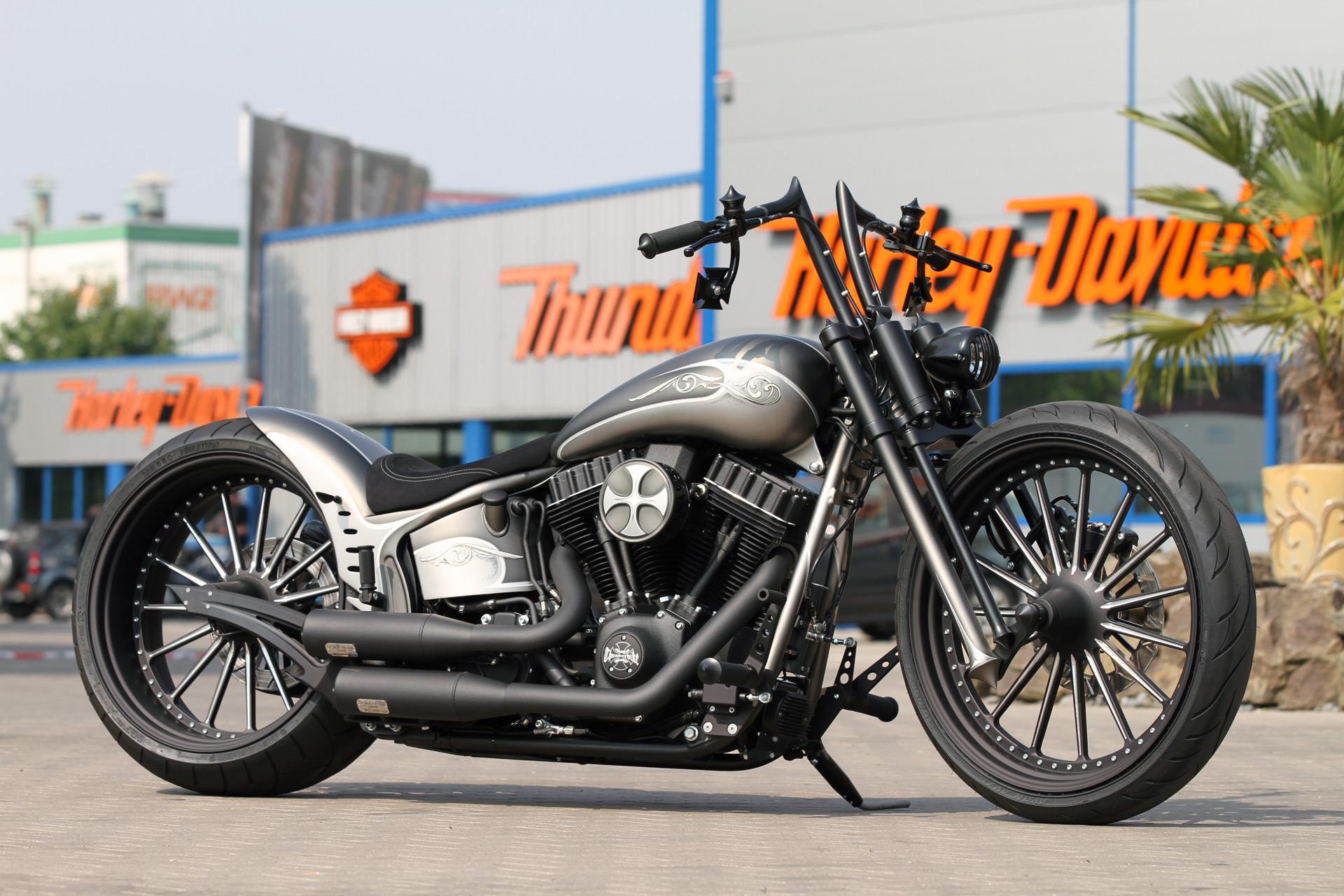 thunderbike spoke rad f r xv1700 warrior im thunderbike shop. Black Bedroom Furniture Sets. Home Design Ideas